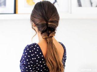 4 Cách làm tóc đuôi ngựa gọn đẹp giúp nàng tránh nóng