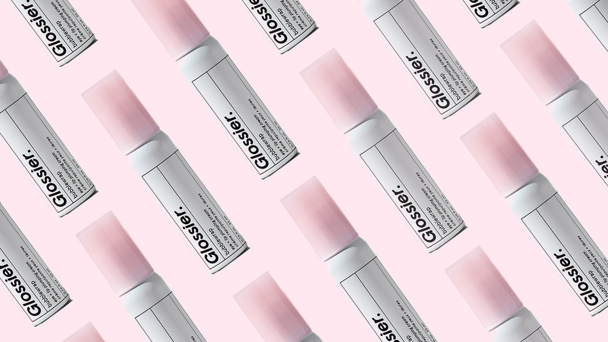 Táo bạo như Glossier, kết hợp 2 trong 1 cho ra mắt dòng sản phẩm kem dưỡng cho mắt và môi Bubblewrap