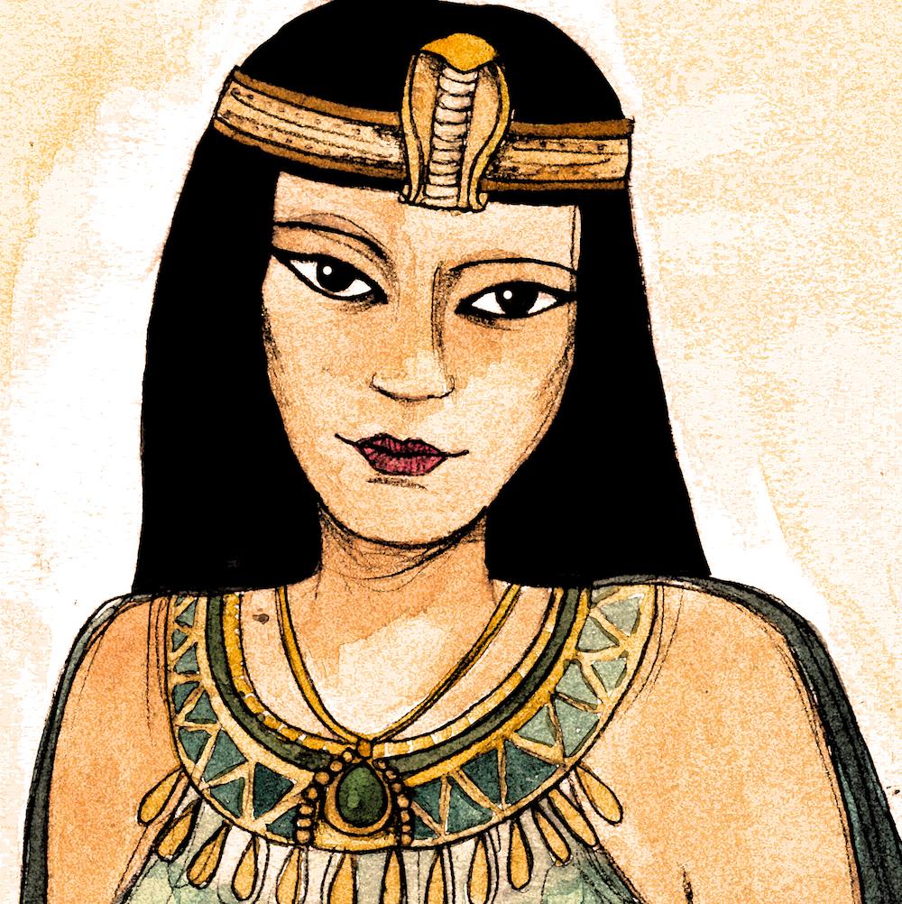 """Gom hết """"vốn liếng"""" đầu tư cho làn da không tì vết như Cleopatra"""