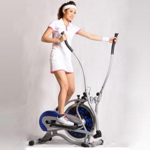 máy tập xe đạp giảm cân
