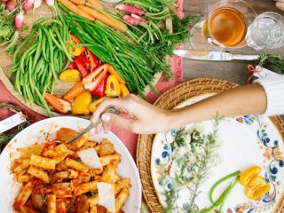 Mùa hè cũng cần một chế độ dinh dưỡng riêng biệt đấy!