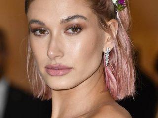 Những pha tạo kiểu tóc đẹp lung linh từ Hailey Baldwin