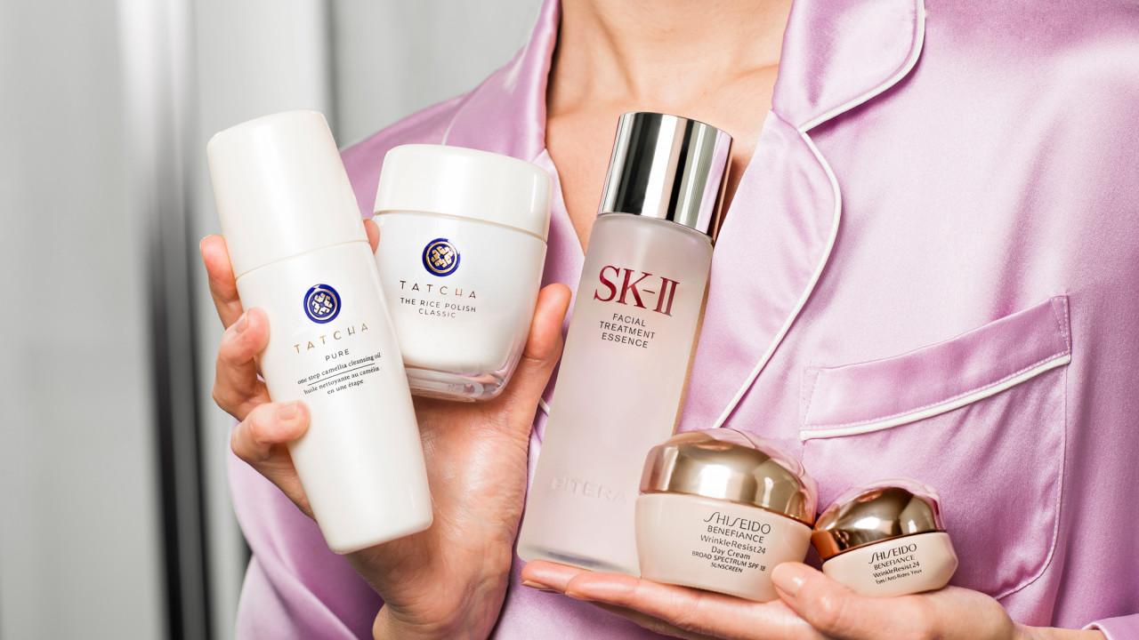 """Một lần mạnh tay """"nuông chiều"""" làn da khô với các sản phẩm skincare Nhật Bản"""