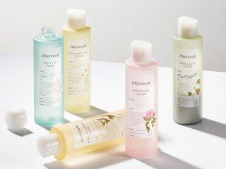 Mamonde Toner Flower series: Bộ sưu tập toner cho mọi vấn đề về da của bạn