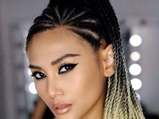 Nhắc đến kiểu tóc đẹp thì không nên bỏ qua style tóc bện dây thừng đâu nhé
