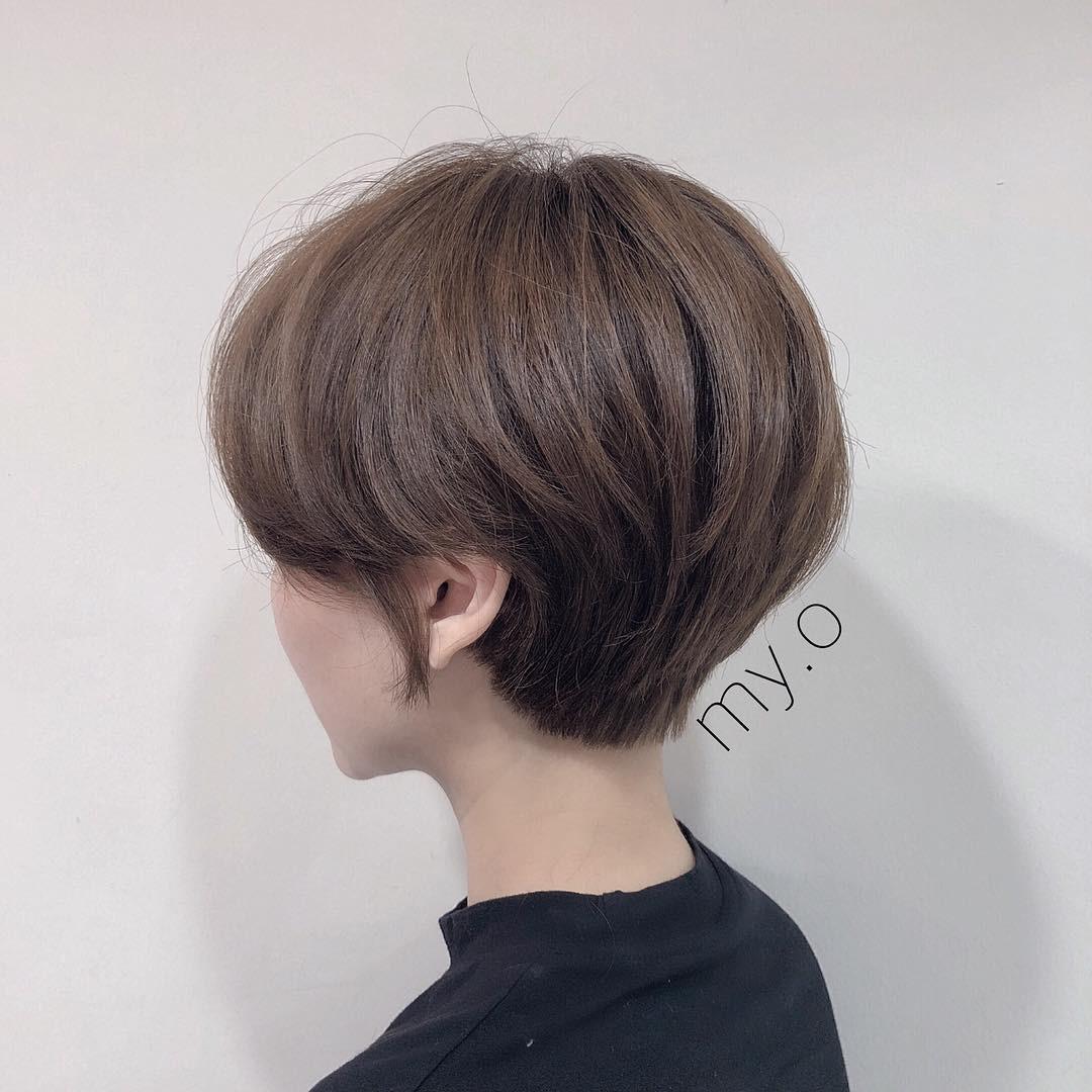 Tóc Tomboy Pixie , kiểu tóc ngắn biểu tượng của tất cả các mùa hè oi bức