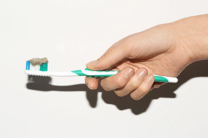 bí kíp làm đẹp từ kem đánh răng