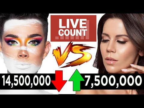 Tati WestBrook vs James Charles