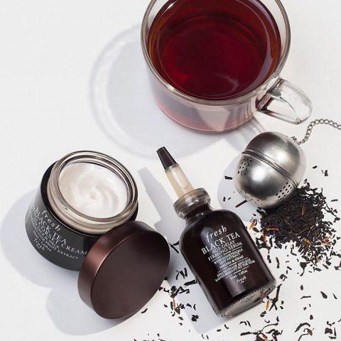trà đen chống lão hóa