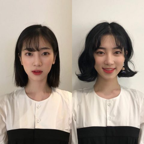Những kiểu tóc ngắn uốn phồng đẹp nhất 2020