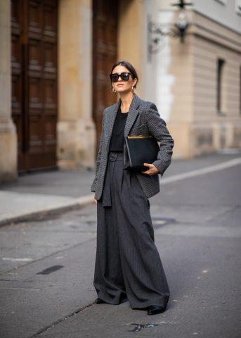 blazer cùng phong cách Minimalism