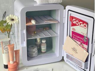 Tủ lạnh skincare có đáng để bắt trend?