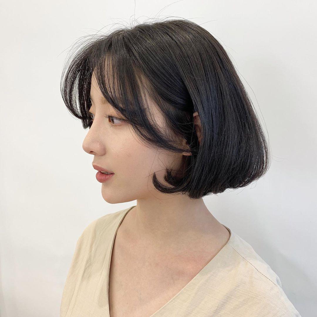 Cách tạo tóc ngắn xoăn sóng lơi với loại ống tạo nhiệt