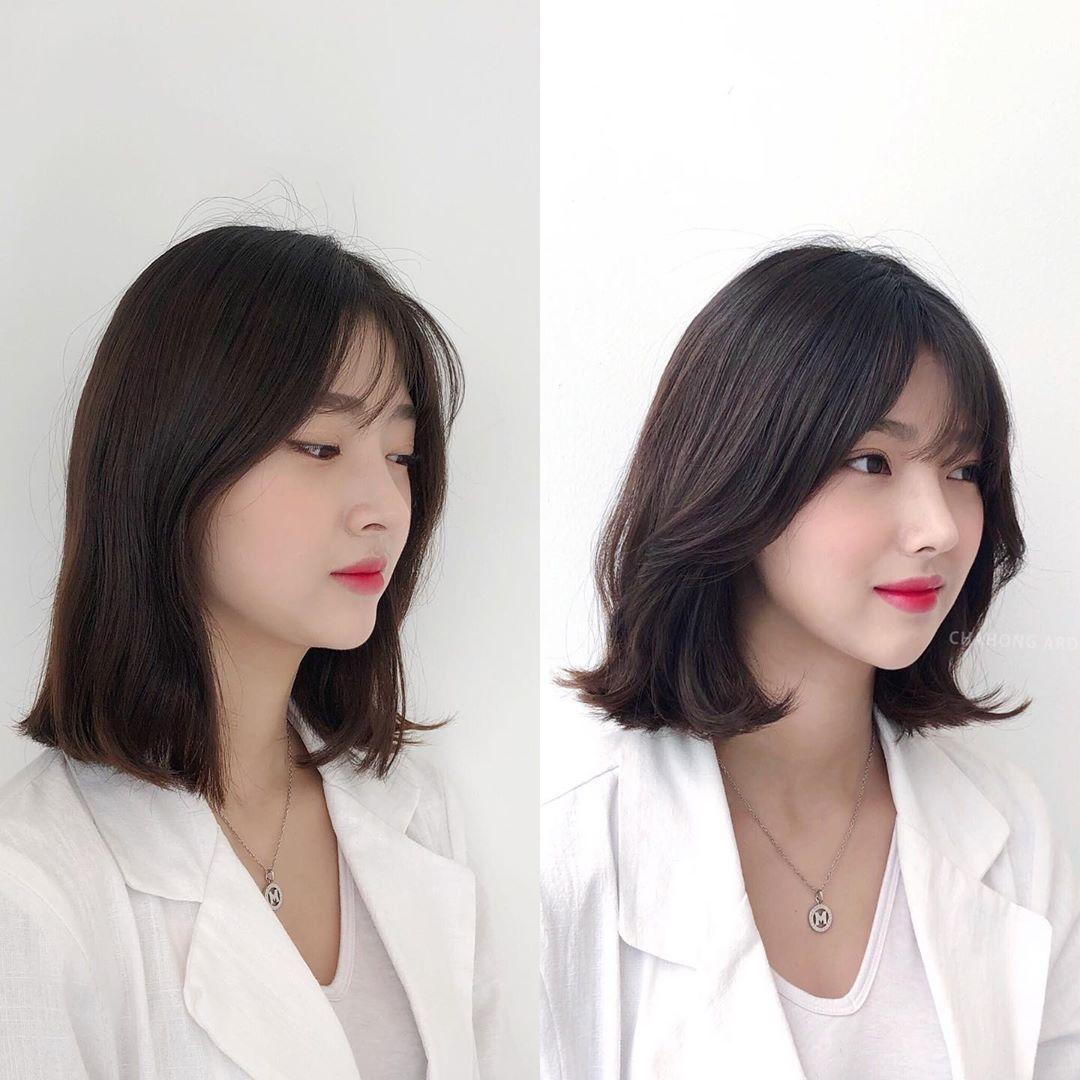 kiểu tóc cho người tóc mỏng