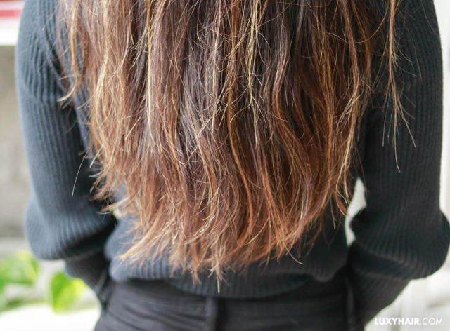 """Làm sao để """"trốn tránh"""" mái tóc chẻ ngọn?"""