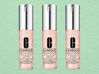 """Clinique Moisture Surge – gel dưỡng ẩm vùng mắt kéo dài 96 tiếng giúp bạn """"quẳng gánh"""" lo âu về làn da khô sần"""