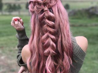 Đâu là sự thay thế hoàn hảo cho mái tóc hồng nhanh đến rồi đi?