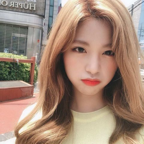 Tóc nâu vàng, tóc màu vàng tây – Những màu tóc đẹp, HOT 2021