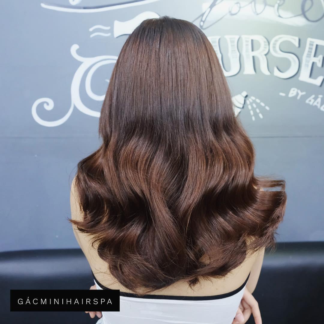 salon đẹp Gác Mini Hair Spa