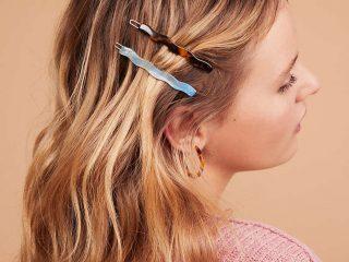 Tóc xoăn đuôi dài sẽ không còn nhàm chán với các kiểu kẹp tóc sau