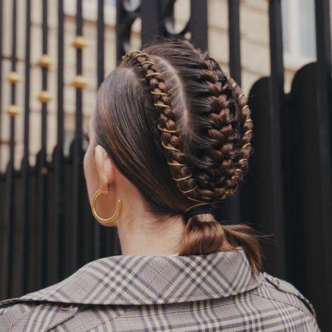 Mách nàng 4 cách tết tóc độc đáo lấy cảm hứng từ những kiểu tóc chuẩn sàn diễn thời trang