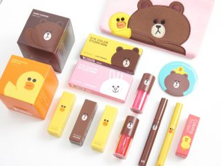 Giờ đây bạn đã có thể sở hữu các item makeup siêu cute từ Missha x LINE Friends Collab