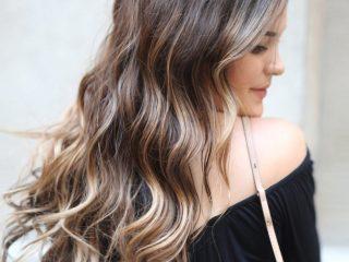 Balayage Hair và những gì bạn cần biết!
