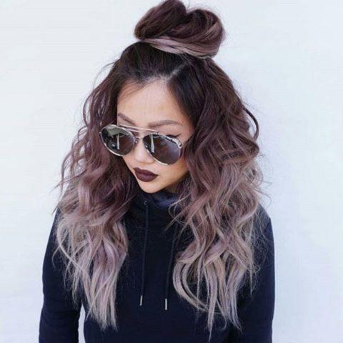 kiểu tóc cho da ngăm