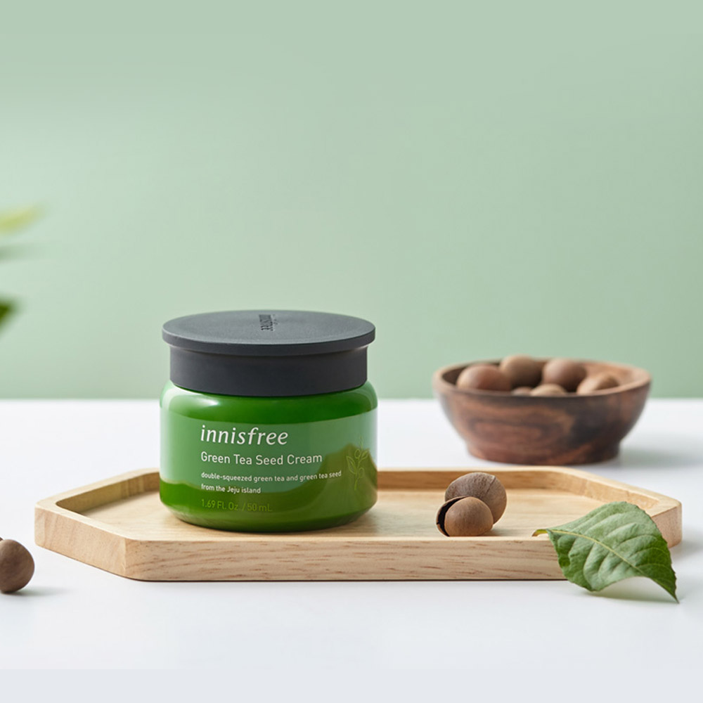 Innisfree Green Tea Seed Cream – sản phẩm dưỡng da chất lượng bạn bỏ túi ngay