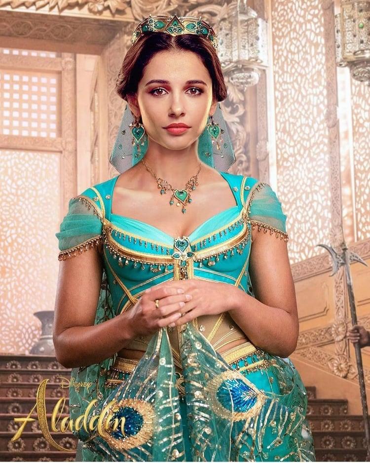 Jasmine Naomi Scott trong phim