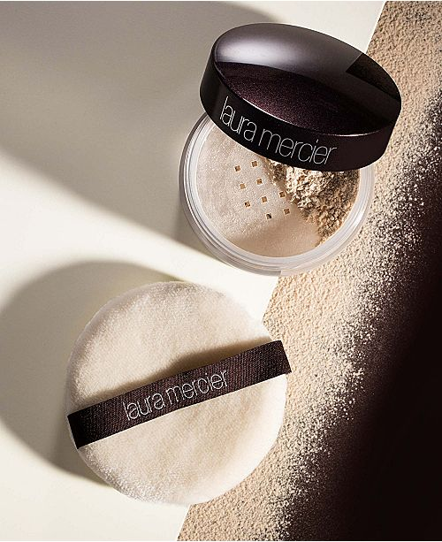 phấn phủ Laura Mercier – Translucent Loose Setting Powder