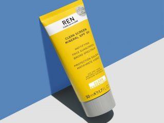 Clean Screen Mineral SPF 30: Kem chống nắng cho da khô bất kỳ cô nàng nào cũng ao ước