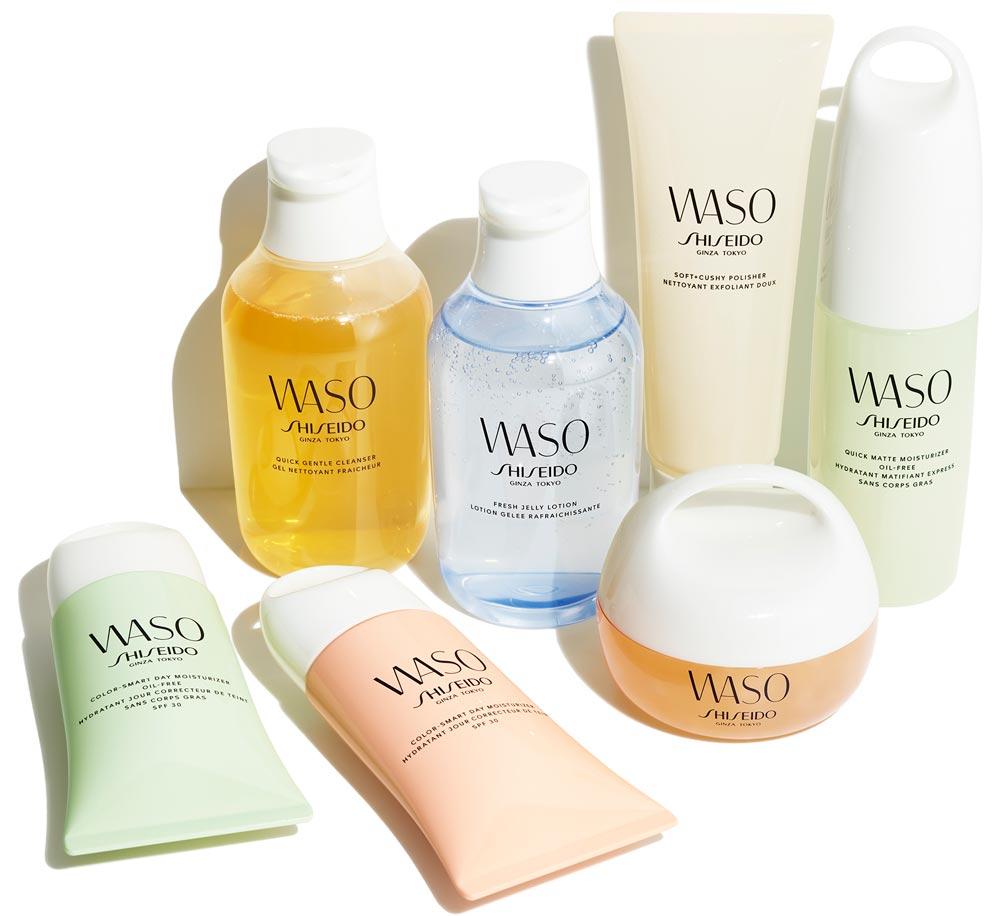 """Dù """"chào đời"""" đã lâu nhưng Shiseido WASO Skincare Collection vẫn luôn là niềm mơ ước của hội chị em"""