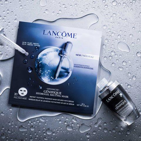Lancôme Advanced Génifique Hydrogel Melting Mask