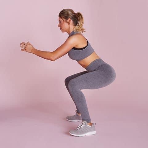 6 bài tập gym giảm mỡ hông chỉ trong một tuần