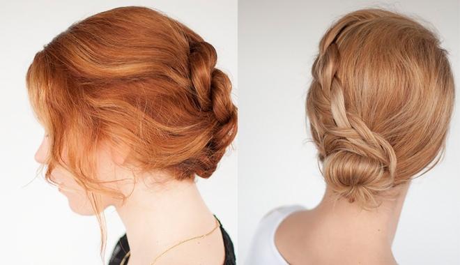 vài cách buộc tóc đẹp mà bạn nên thử