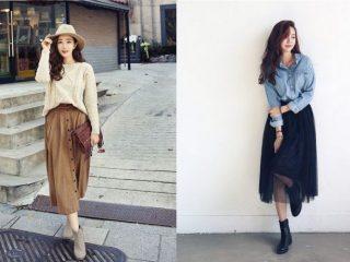 Hô biến 10 lỗi thời trang sau thành tips phối đồ cho cô nàng thiếu cân
