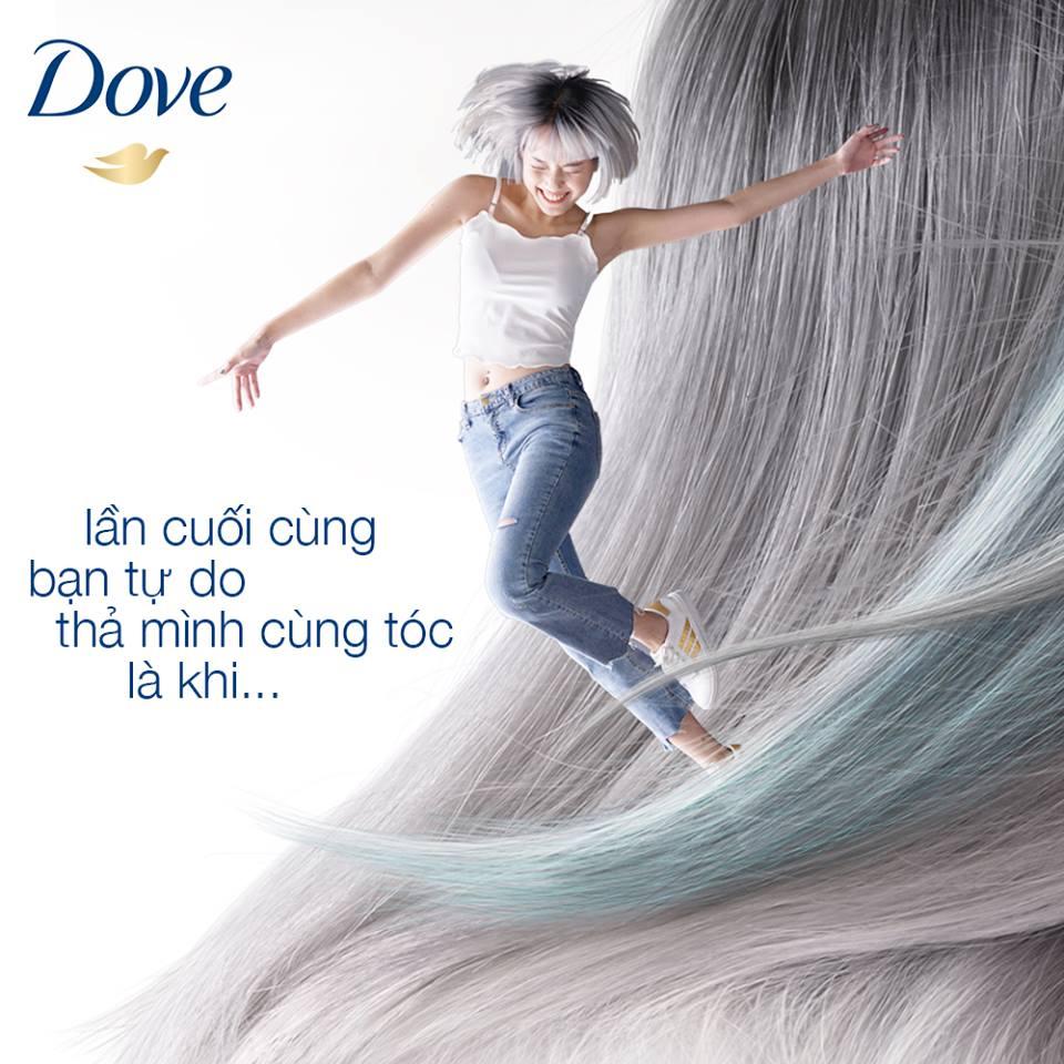 Review cho bạn các dòng dầu gội Dove hot nhất hiện nay!
