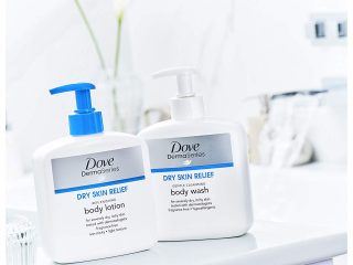 Trọn bộ chăm sóc da mới toanh từ Dove giúp đánh bay da khô ráp, sần sùi