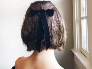 Tóc buộc nửa đầu – kiểu tóc quốc dân cho nàng thêm trẻ trung