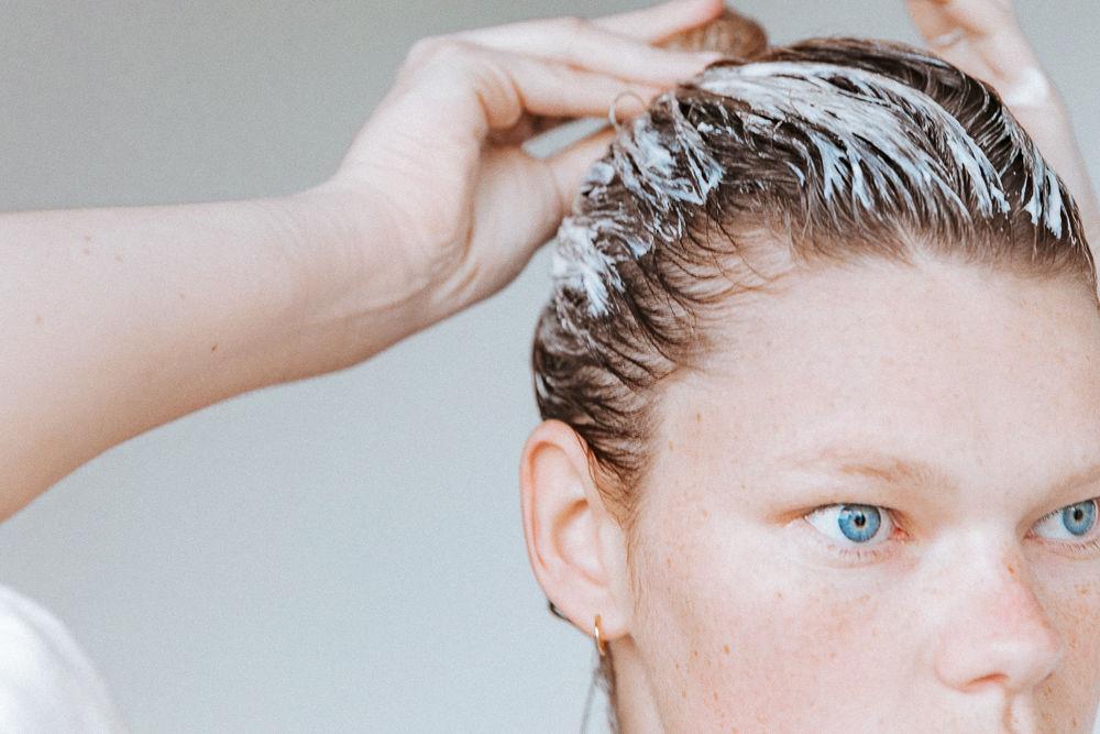 tần suất nhuộm tóc