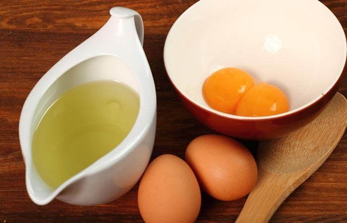Mặt nạ lòng trắng trứng gà