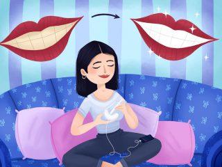 5 Kit làm trắng răng an toàn nhất mà bạn nên thử