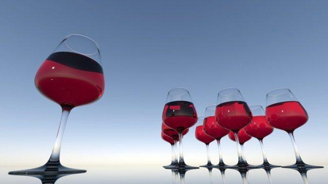 Chống lão hoá nhờ uống rượu vang mỗi ngày, nàng đã thử chưa?