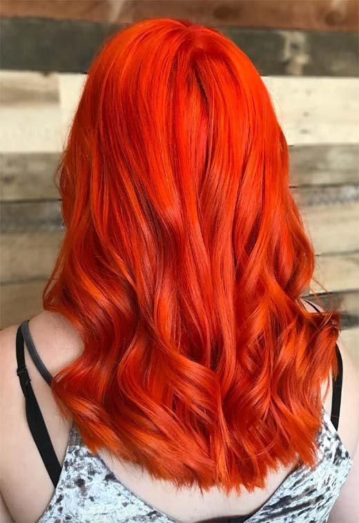 màu cam basic