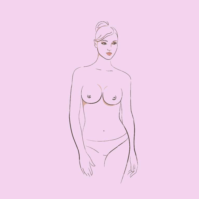 Cách chọn áo ngực cho ngực tròn