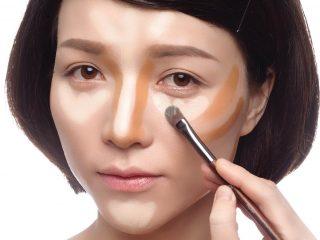 cách tạo khối gương mặt