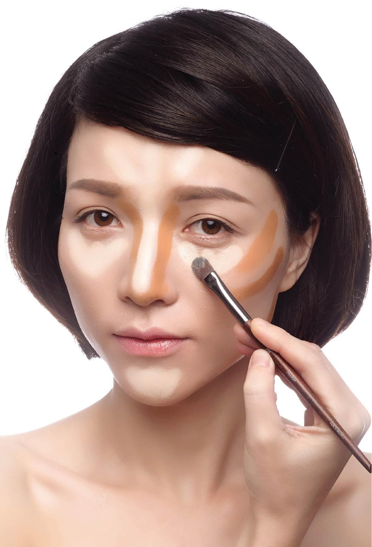 Cách tạo khối gương mặt cho người mới bắt đầu