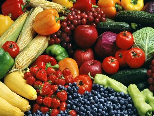 chống lão hoá da mặt bằng cách bổ sung và tăng cường các thực phẩm chống oxy hóa