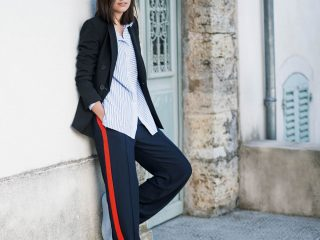 Dạo phố cùng Track pant – xu hướng thời trang chưa bao giờ hết hot